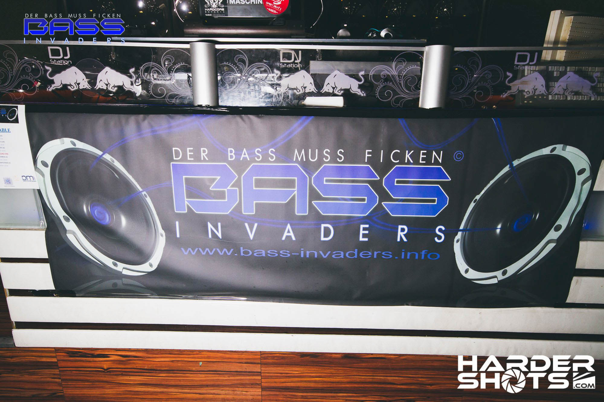 {BASS-INVADERS HARD EDITION}-8